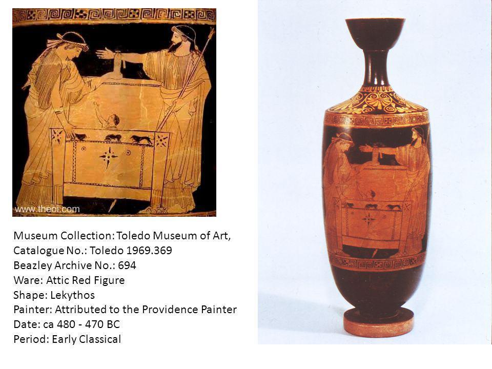 Museum Collection: Toledo Museum of Art, Catalogue No. : Toledo 1969