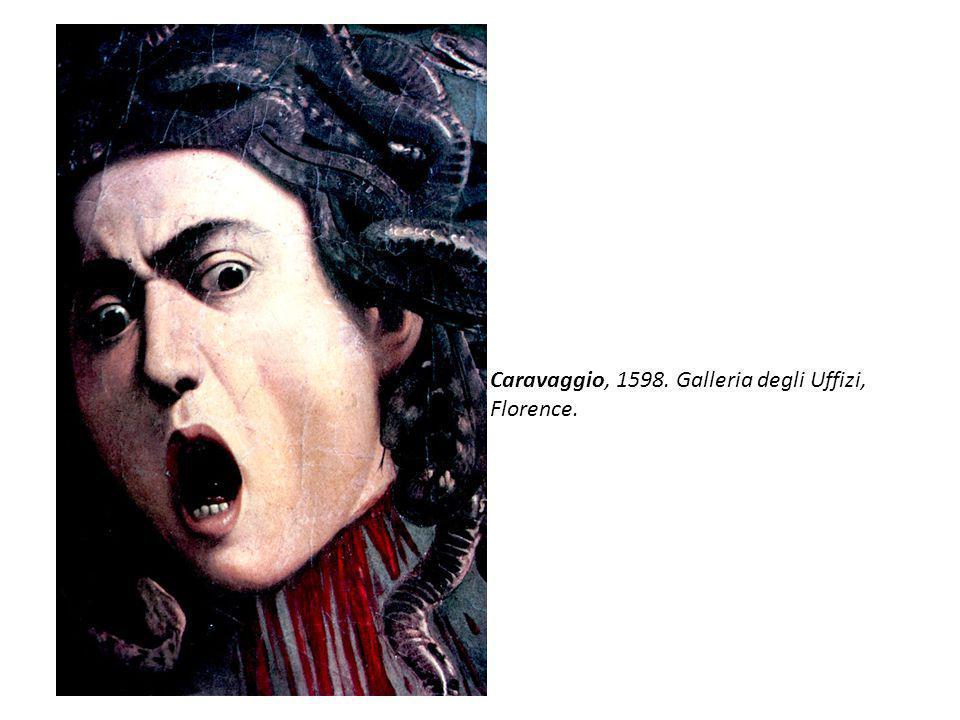 Caravaggio, 1598. Galleria degli Uffizi, Florence.