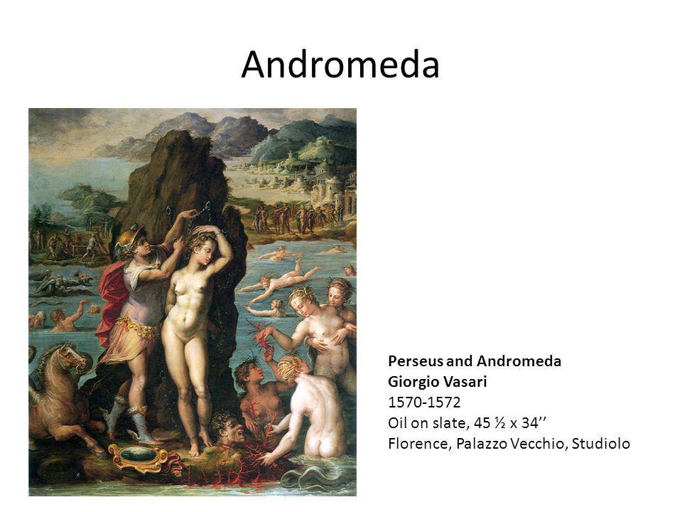 Andromeda Perseus and Andromeda