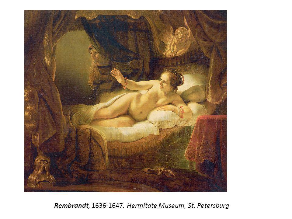 Rembrandt, 1636-1647. Hermitate Museum, St. Petersburg