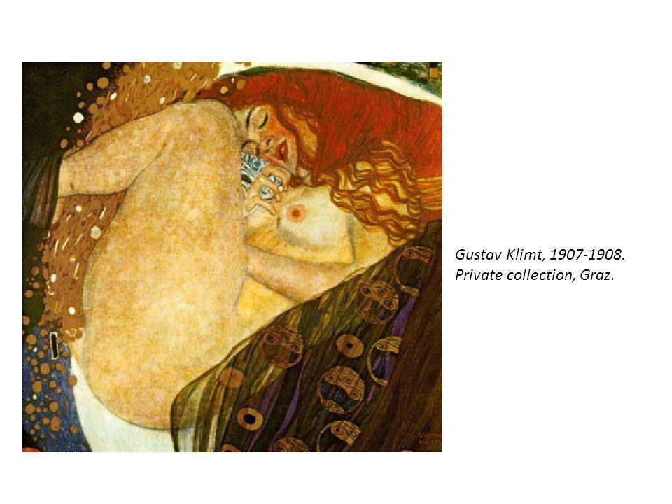 Gustav Klimt, 1907-1908. Private collection, Graz.