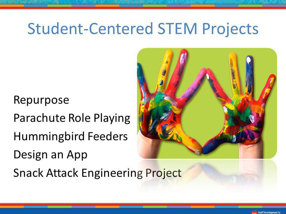 Student-Centered STEM Projects