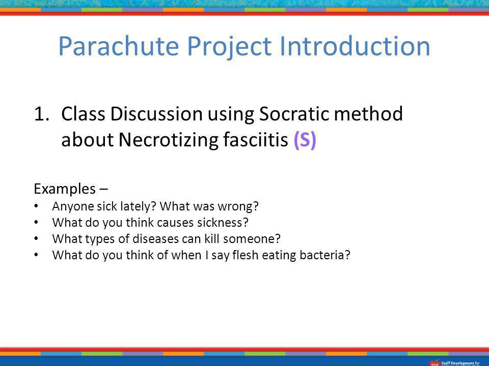 Parachute Project Introduction
