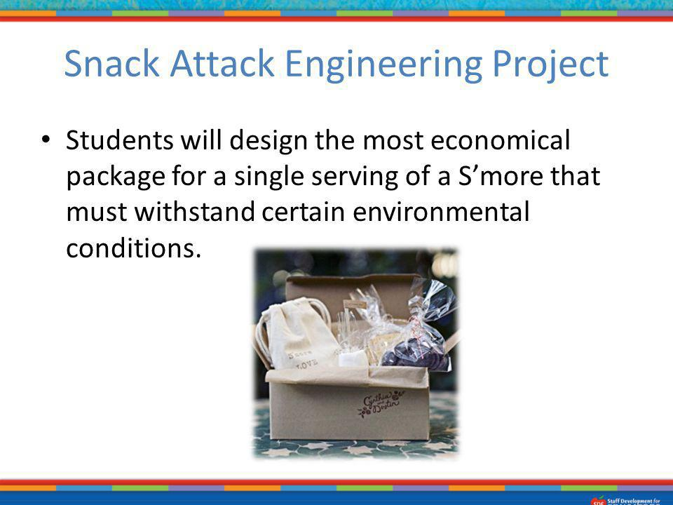 Snack Attack Engineering Project