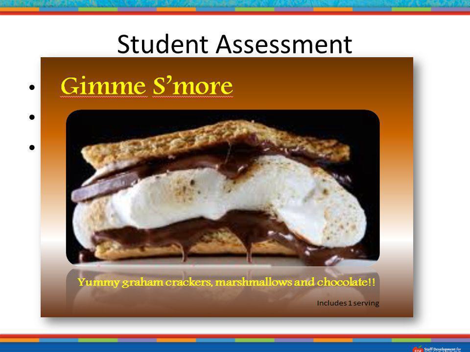 Student Assessment Teacher Observation/questioning Package success