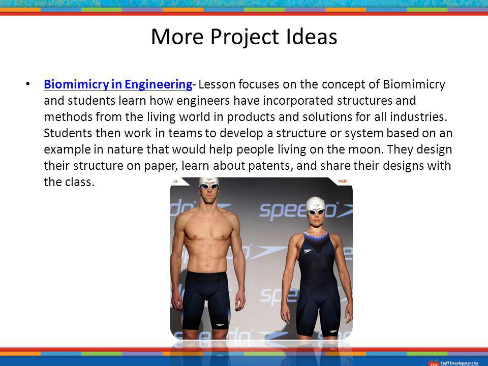 More Project Ideas