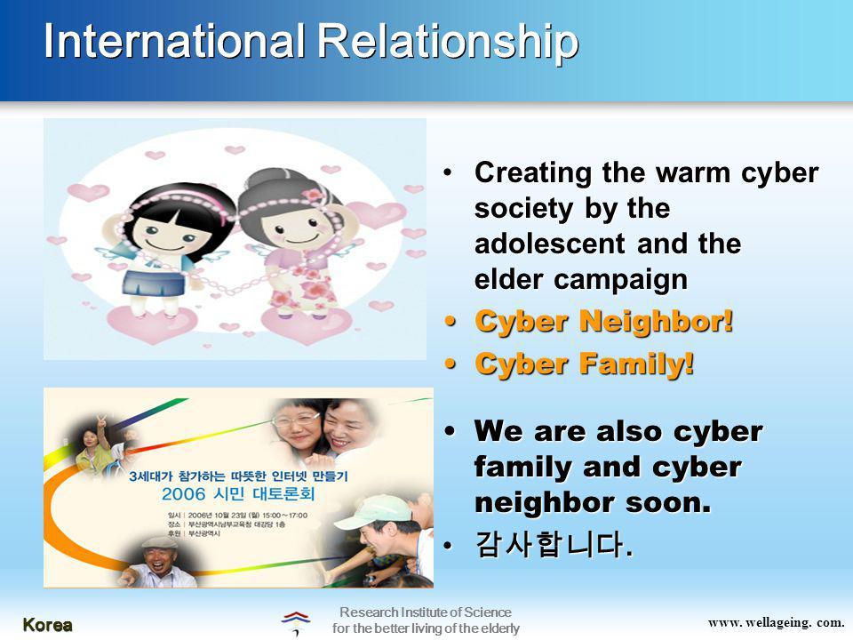International Relationship