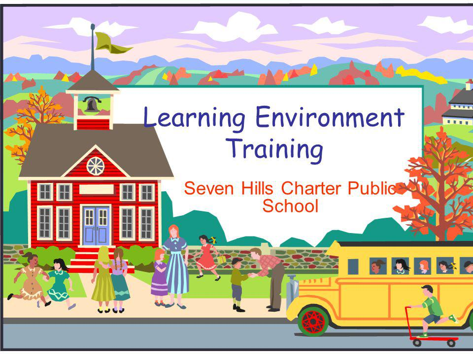 Learning Environment Training