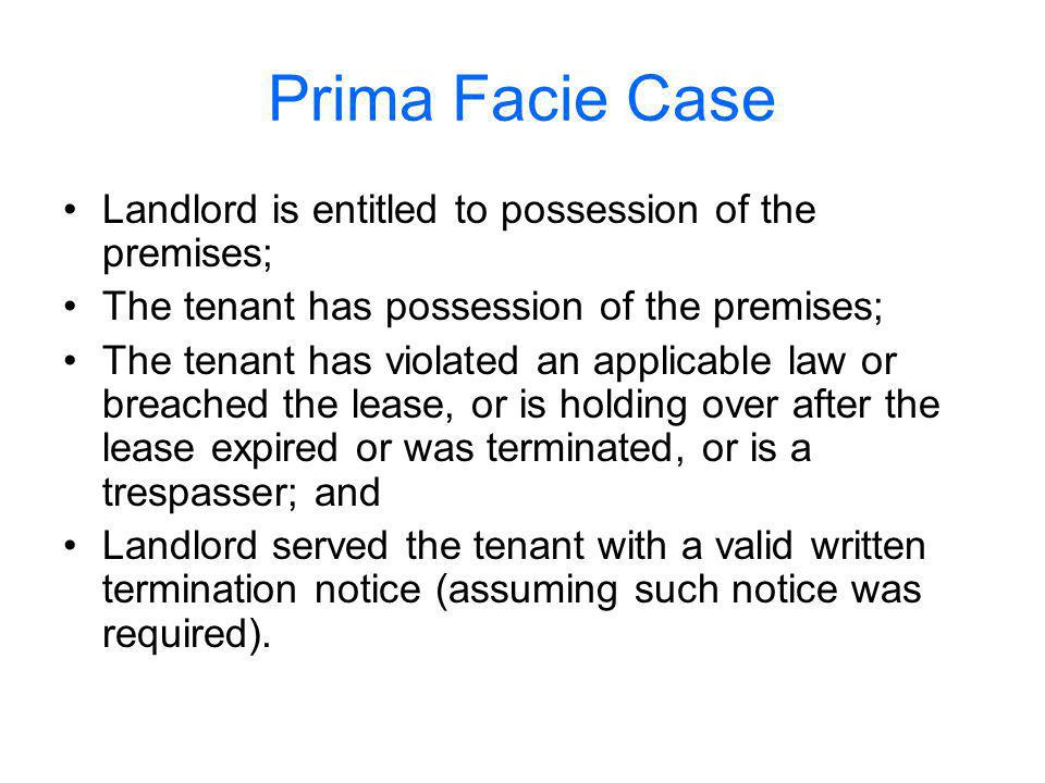 Illinois Issues Landlord Tenant Law - Ppt Video Online Download