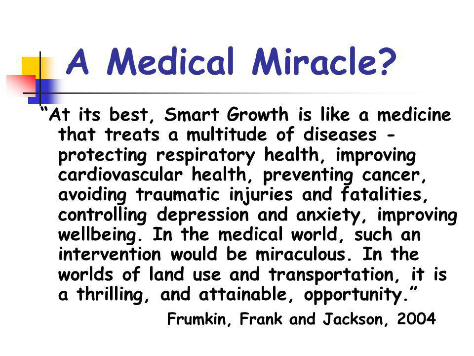 A Medical Miracle