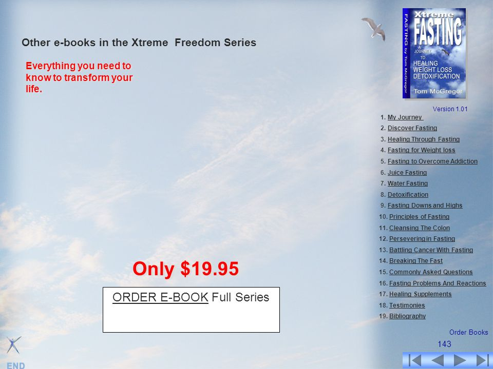 ORDER E-BOOK Full Series