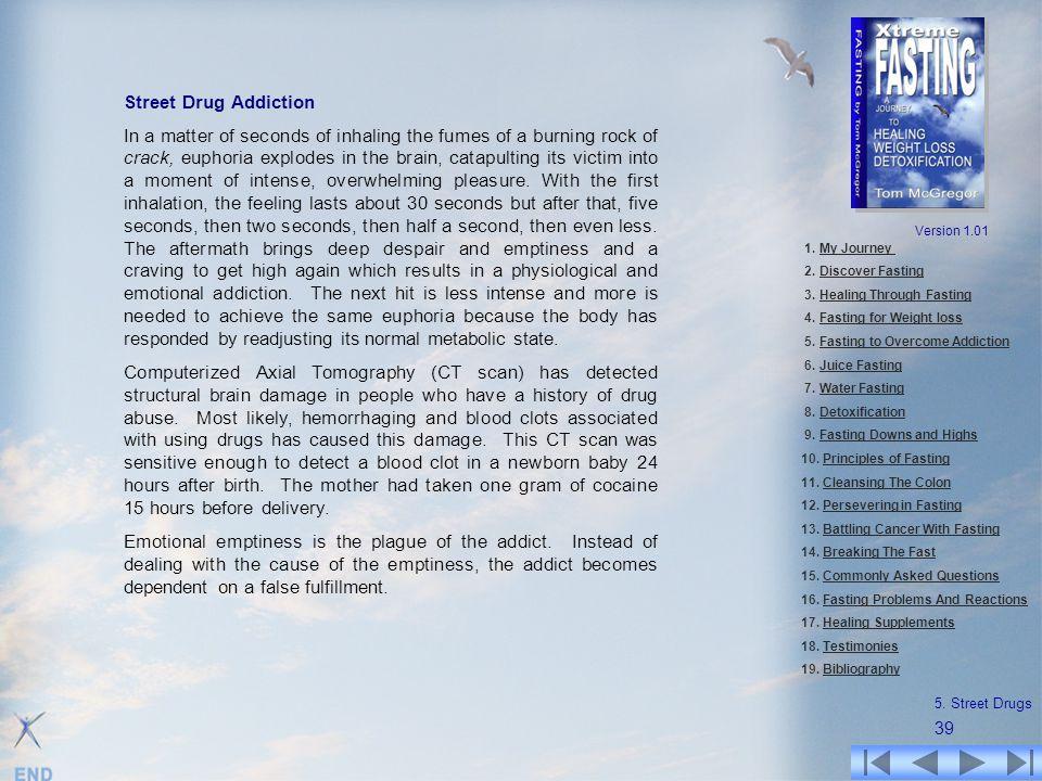 Street Drug Addiction