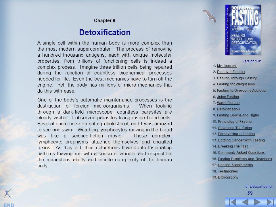 Chapter 8 Detoxification.