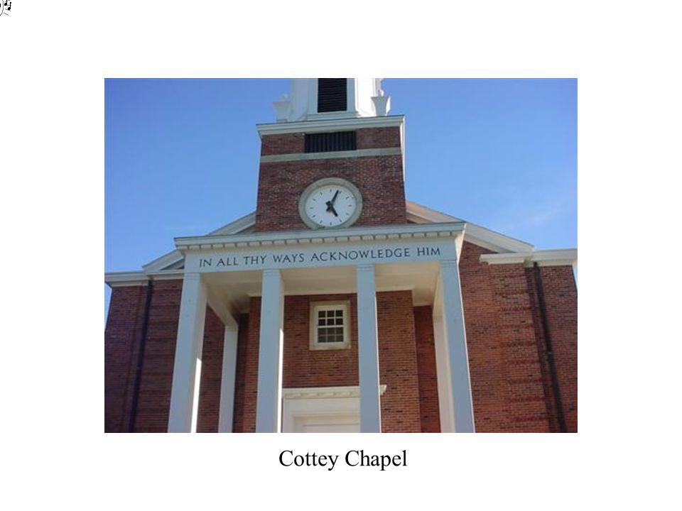 Chapel1/ Cottey Chapel