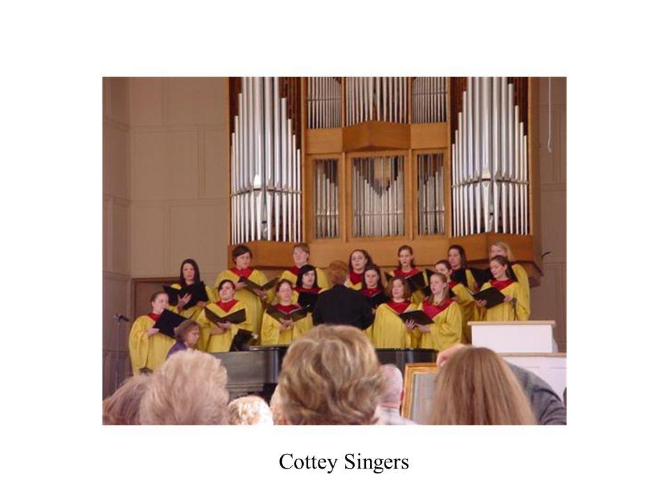 Cottey Singers