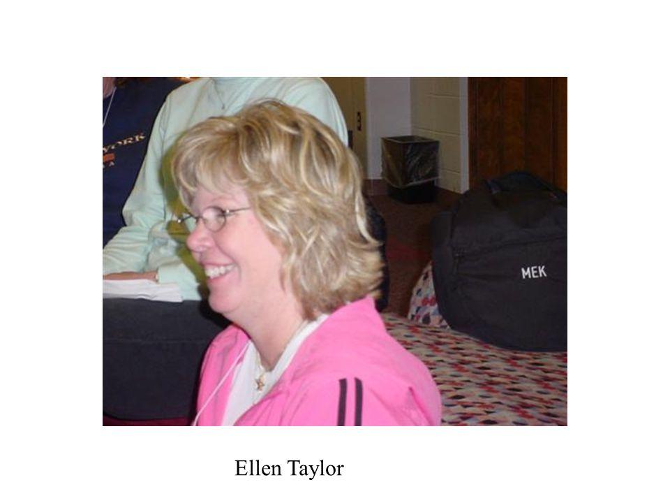 Ellen Taylor