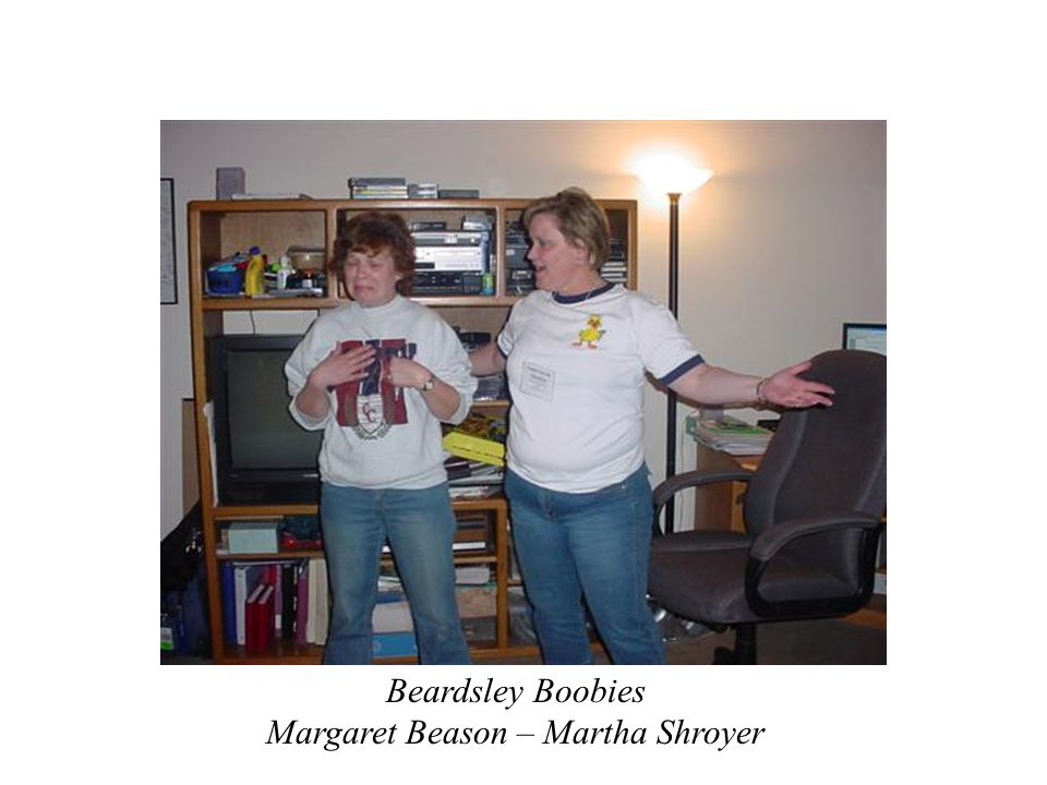 Margaret Beason – Martha Shroyer