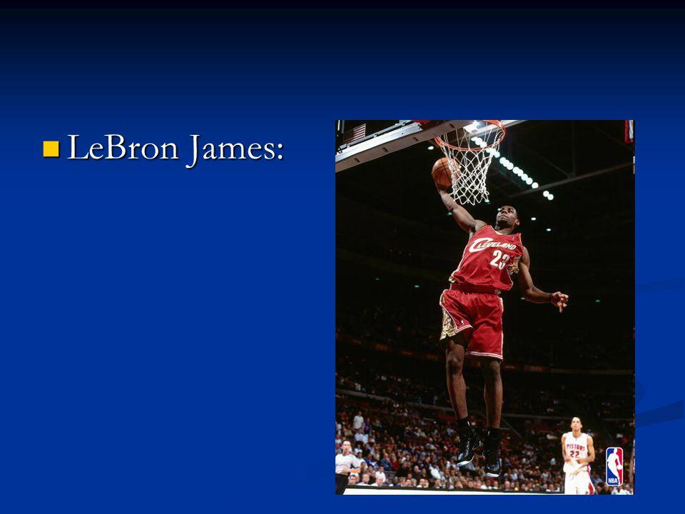 LeBron James: