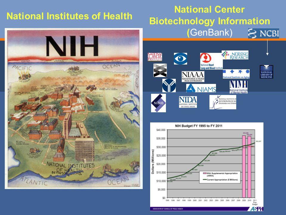 National Center Biotechnology Information (GenBank)