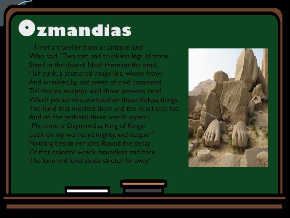 Ozmandias