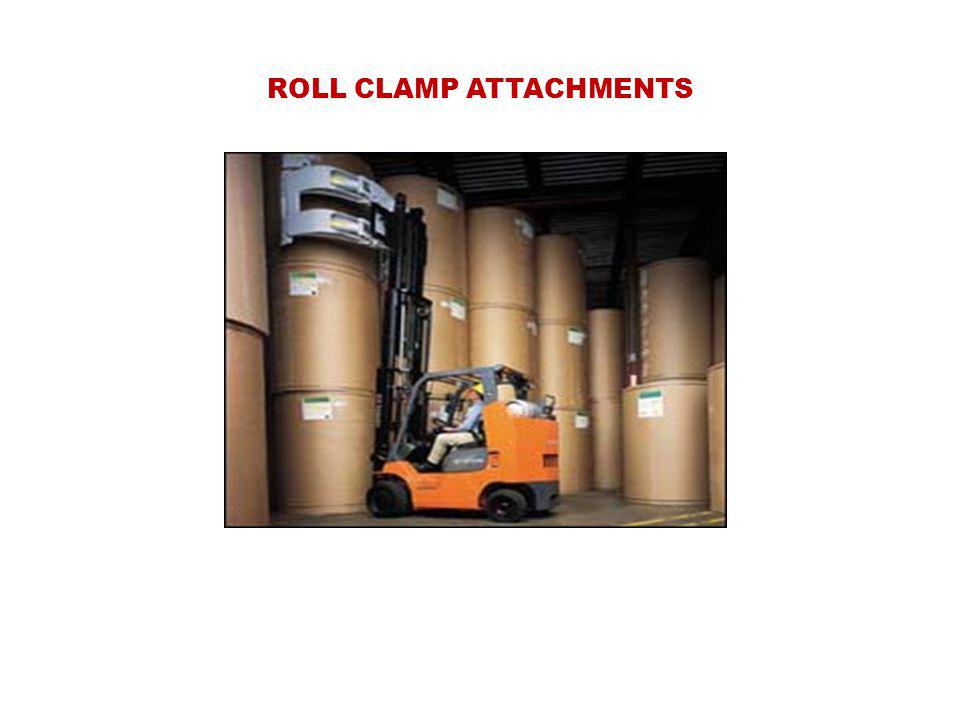 ROLL CLAMP ATTACHMENTS