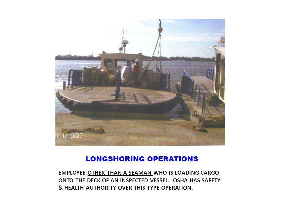 LONGSHORING OPERATIONS