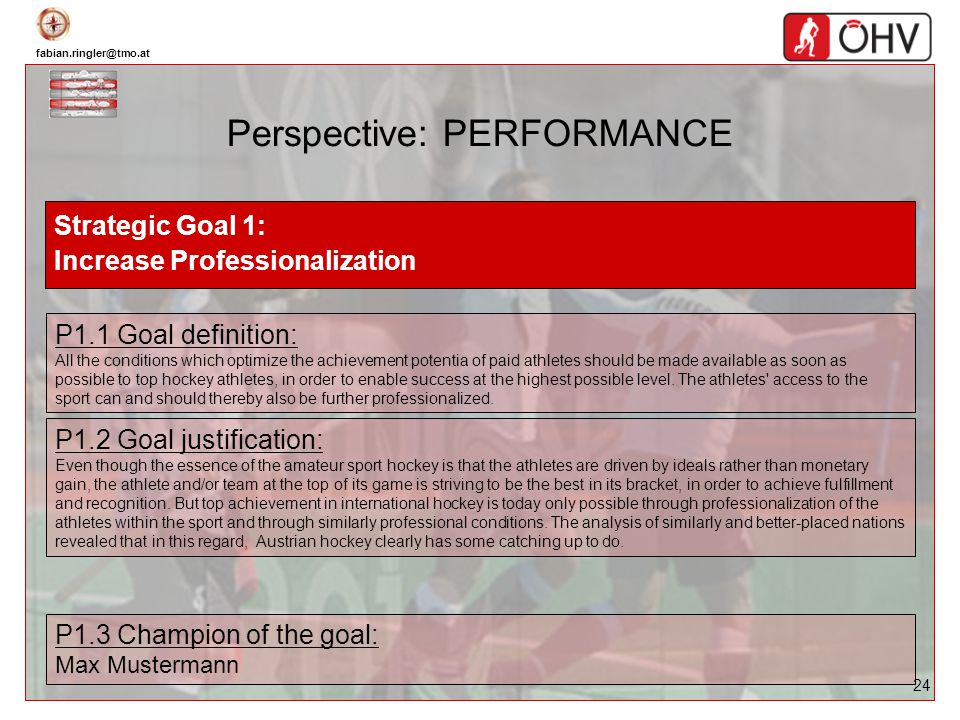 Perspective: PERFORMANCE