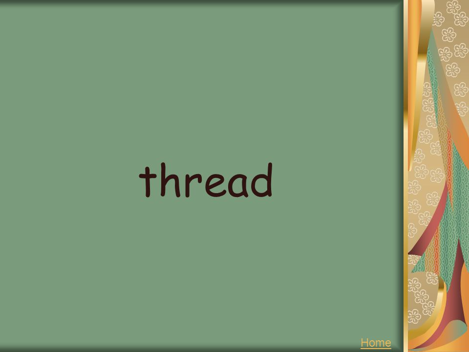 thread Home