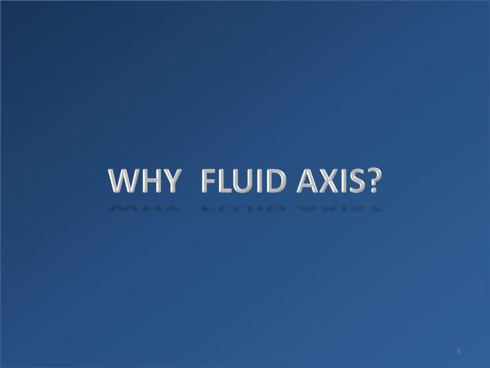 WHY FLUID AXIS