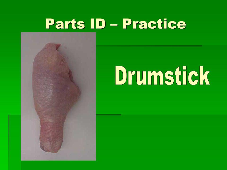 Parts ID – Practice Drumstick
