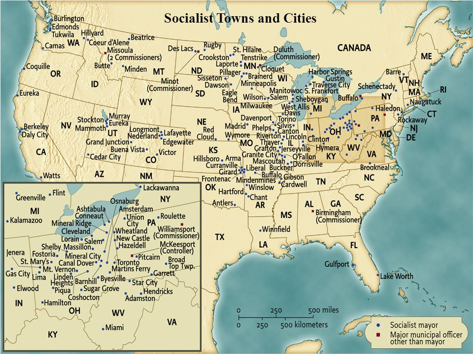 Socialist Towns and Cities • pg. 693