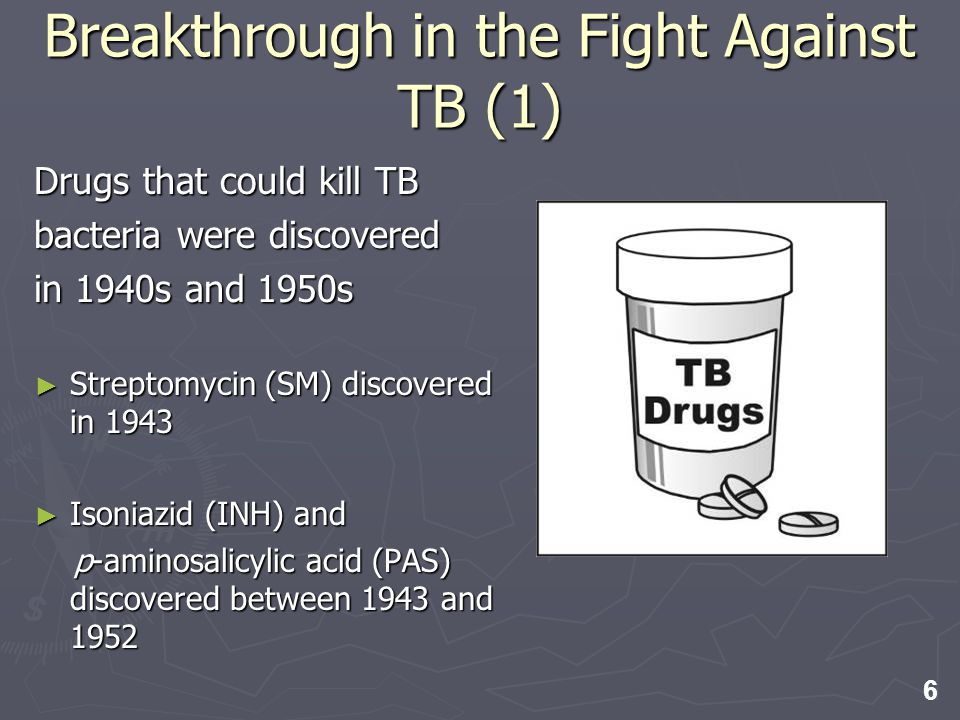 Breakthrough in the Fight Against TB (1)
