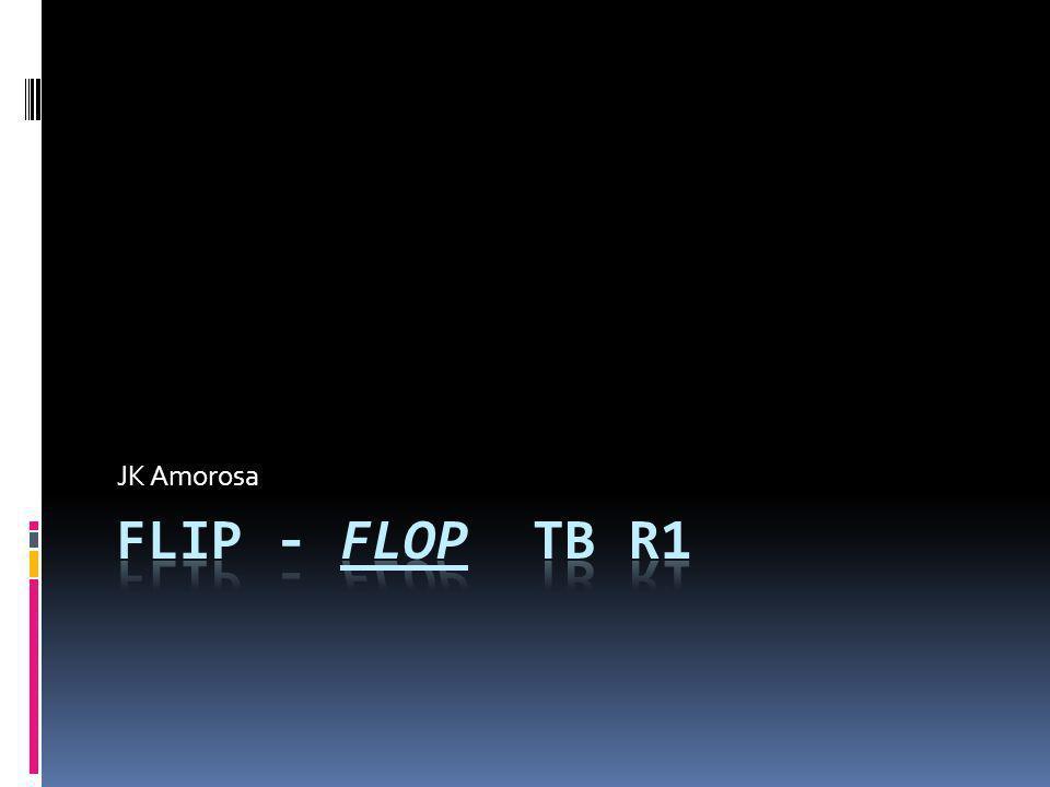 JK Amorosa Flip - Flop TB R1