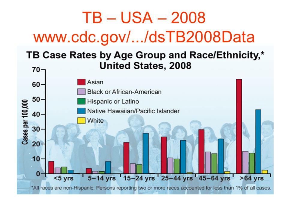 TB – USA – 2008 www.cdc.gov/.../dsTB2008Data