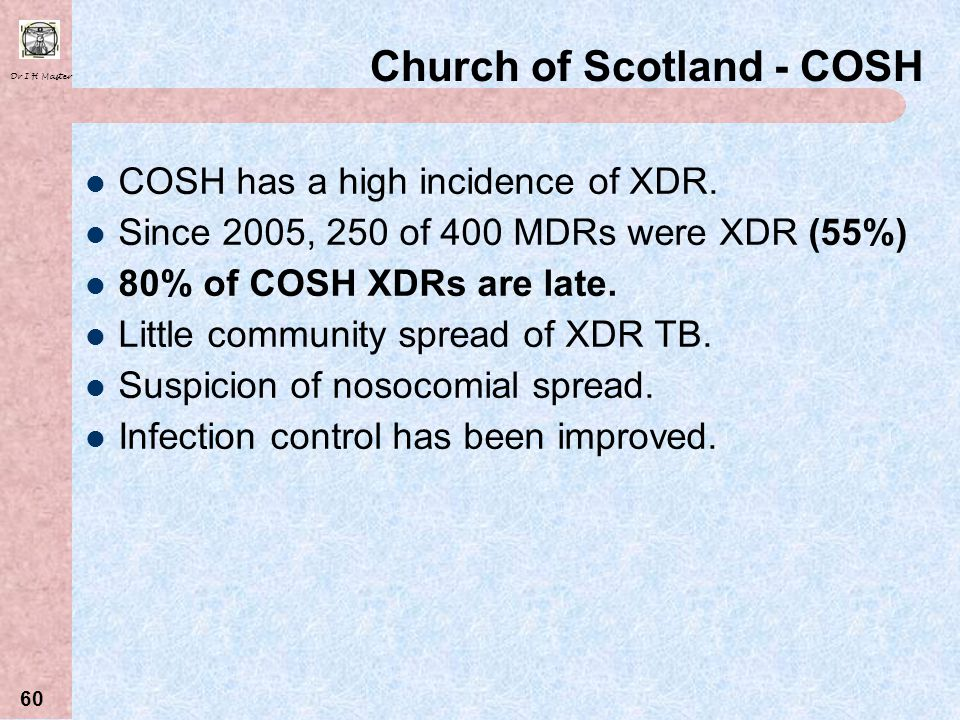 Church of Scotland - COSH