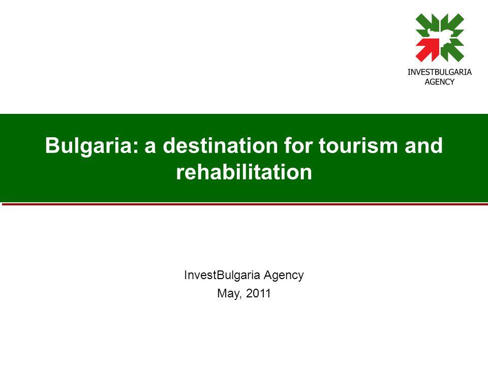 Bulgaria: a destination for tourism and rehabilitation