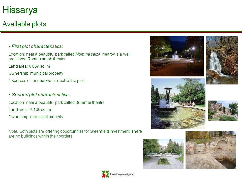 Hissarya Available plots