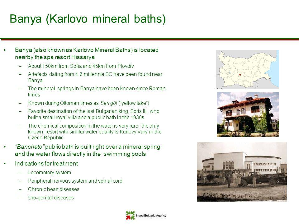 Banya (Karlovo mineral baths)