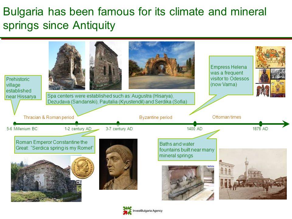 Thracian & Roman period