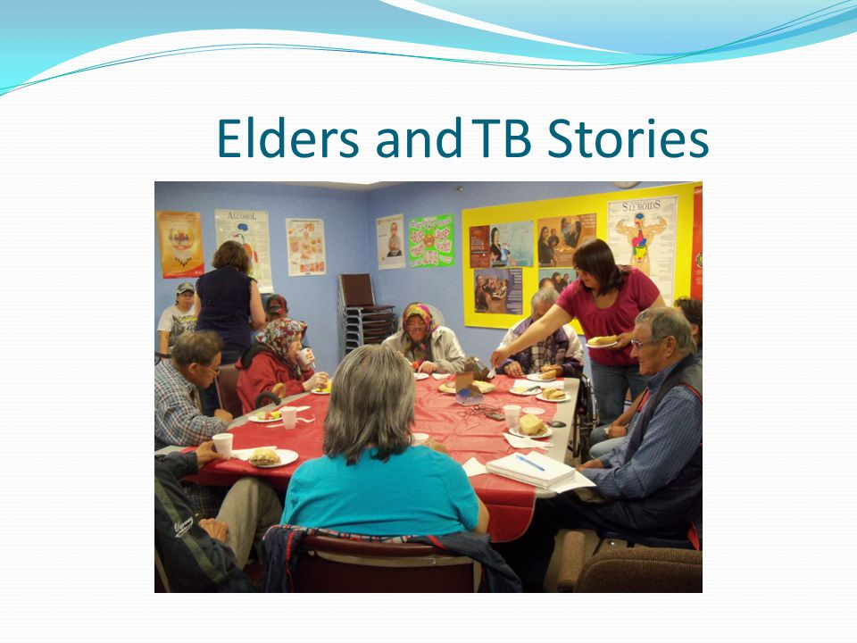 Elders and TB Stories