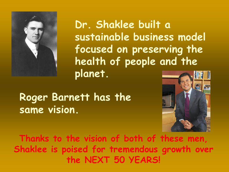 Roger Barnett has the same vision.