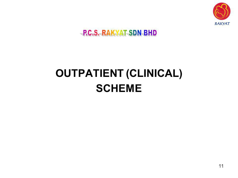 OUTPATIENT (CLINICAL)