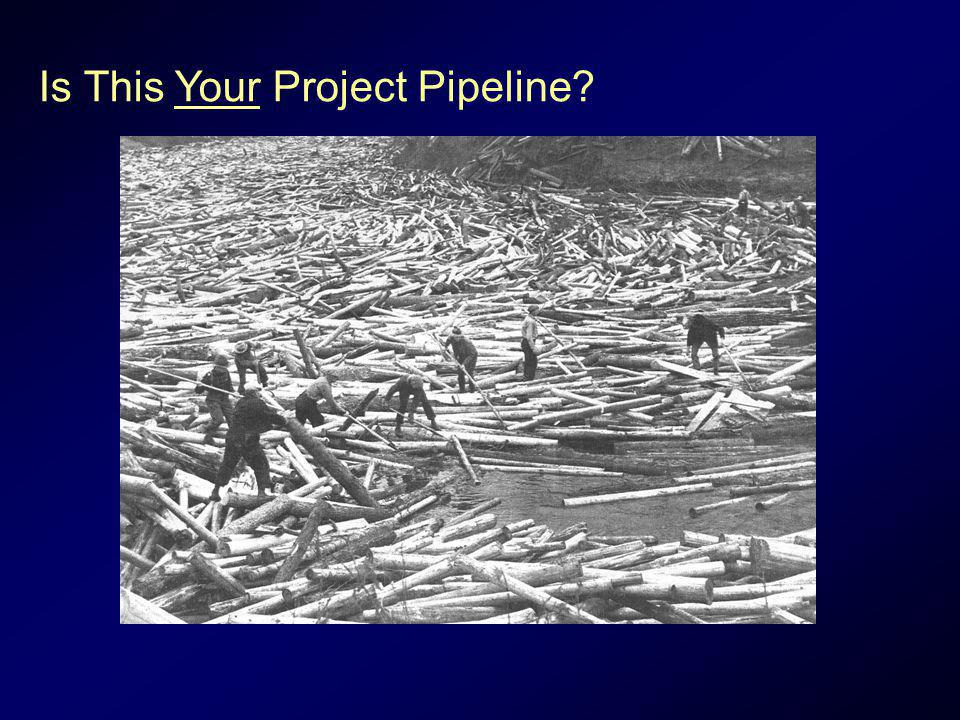 Is This Your Project Pipeline