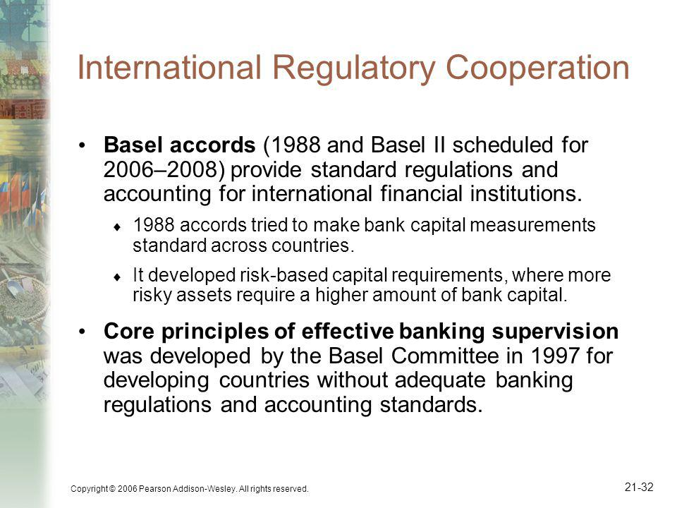 International Regulatory Cooperation