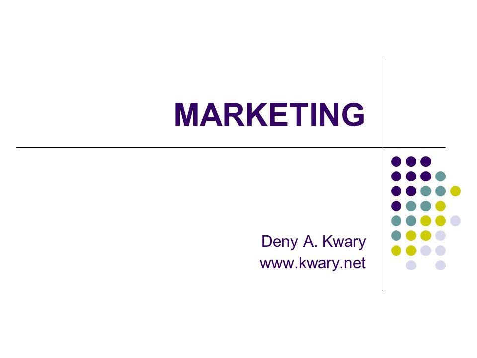 Deny A. Kwary www.kwary.net