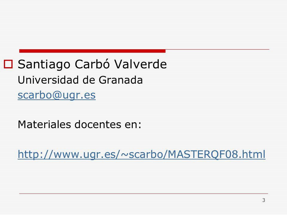 Santiago Carbó Valverde