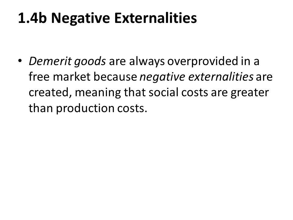 1.4b Negative Externalities