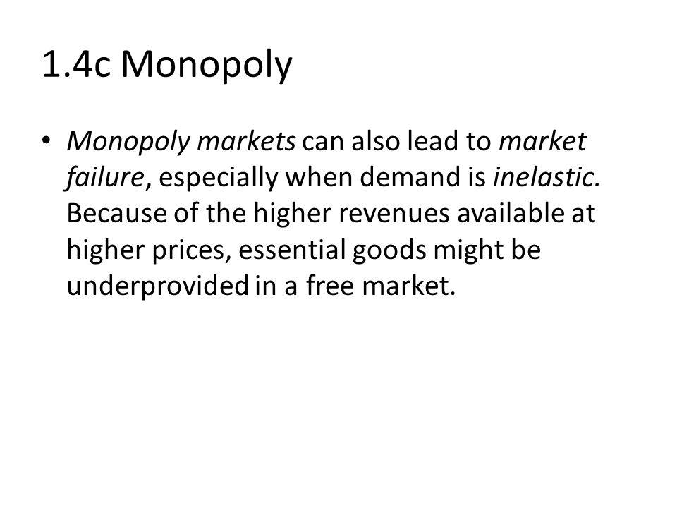 1.4c Monopoly
