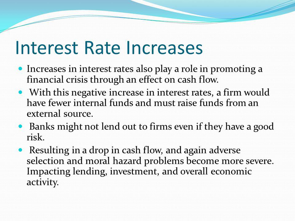 Interest Rate Increases