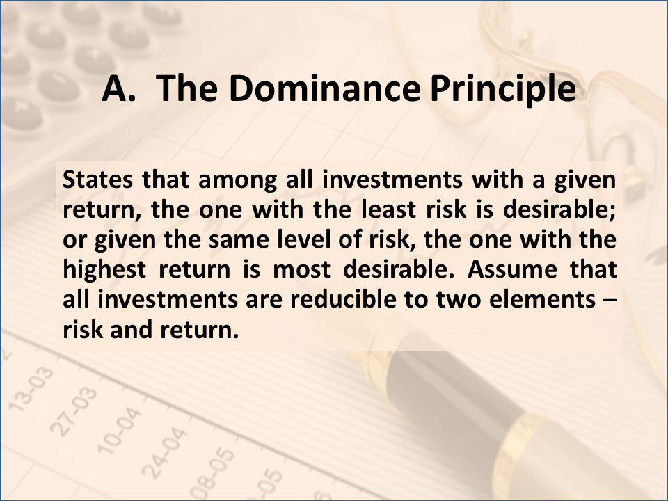 A. The Dominance Principle